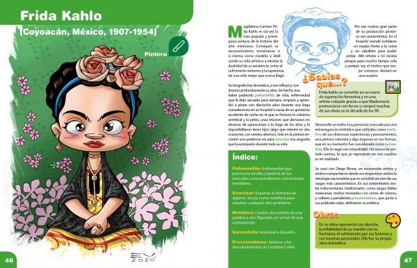 Más grandes personajes que cambiaron la Historia. Frida Kahlo